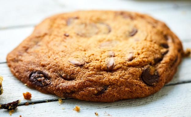 עוגיית שוקולד צ'יפס עשירה (צילום: אמיר מנחם, אוכל טוב)