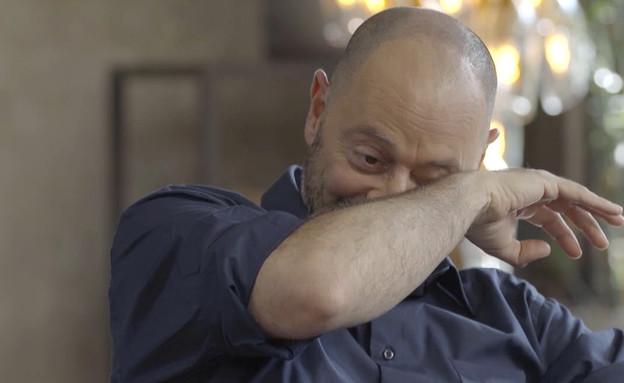"""זאת הסיבה שדני פרידלנדר בכה (צילום: מתוך """"חתונה ממבט ראשון 3"""", קשת 12)"""