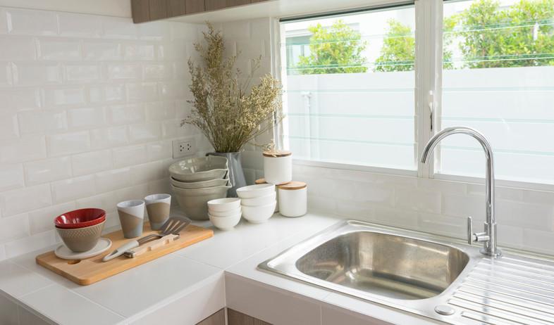 מטבח, כיור (צילום:  ben bryant, Shutterstock)