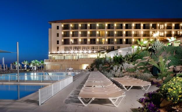 מלון דן אכדיה (צילום: אורי אקרמן)