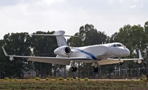 מטוסי מודיעין של אלתא מבית התעשייה האווירית  (צילום: התעשייה האווירית)