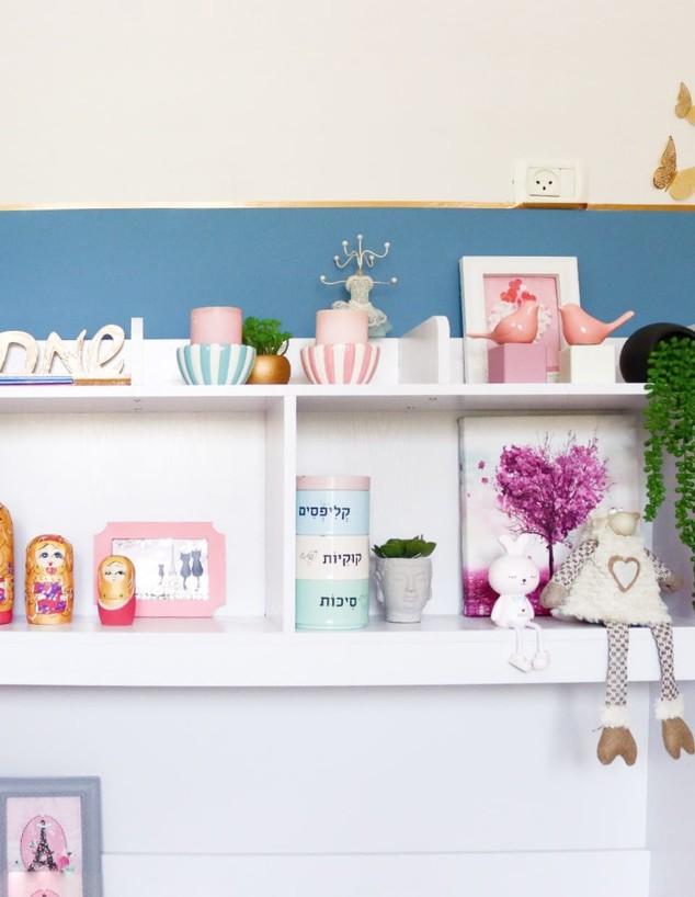 חדר ילדים, עיצוב קרן דייסי (צילום: קרן דייסי)