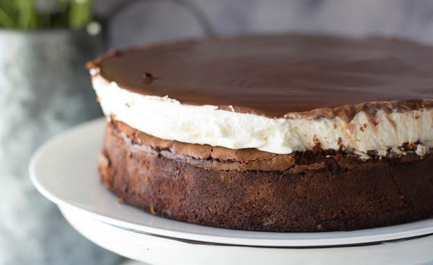 עוגת שוקולד נוסטלגית (צילום: קרן אגם, אוכל טוב)