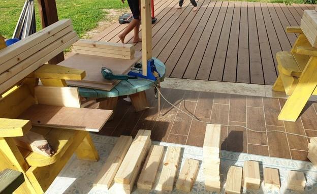 בניית ספה
