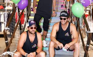 אנחל בונני, אורי פפר ותום אביב אירוע אידידס גאווה 2020 (צילום: אלירן אביטל, adidas)