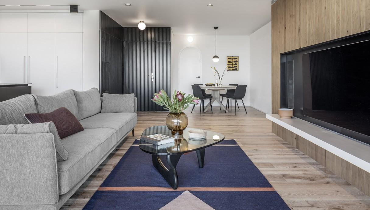 דירה בחולון, עיצוב דויד אלגרבלי - 12