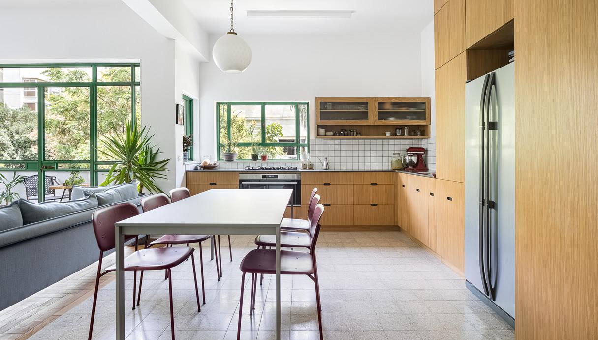 דירה בתל אביב, עיצוב יונתן קנטי ושרון ברקת - 6