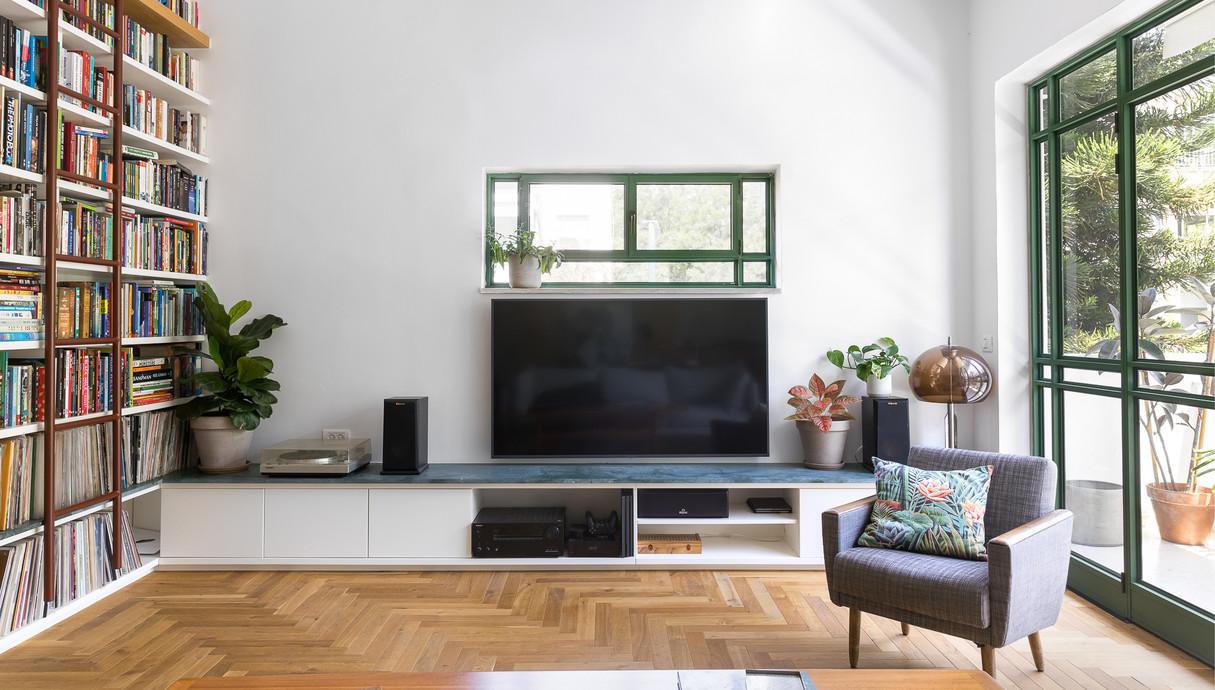 דירה בתל אביב, עיצוב יונתן קנטי ושרון ברקת - 9