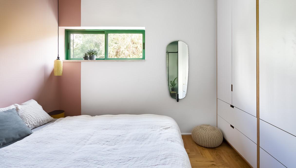 דירה בתל אביב, עיצוב יונתן קנטי ושרון ברקת - 11