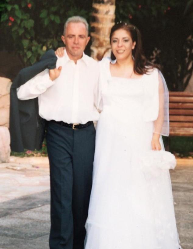 קרם וסוריה יהודים בחתונה