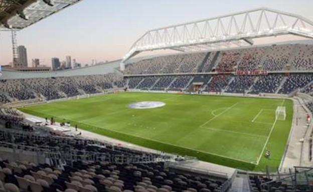 אצטדיון בלומפילד (צילום: אודי ציטיאט, ספורט 5)