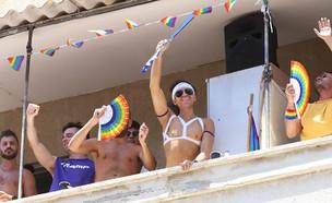 חגיגות בתל אביב (צילום: צילום: איתן אלחדז/TPS, חדשות)