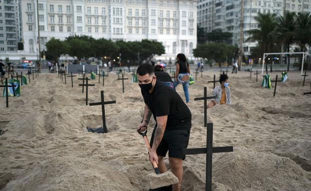 הקברים שנחפרו בחוף קופה קבנה