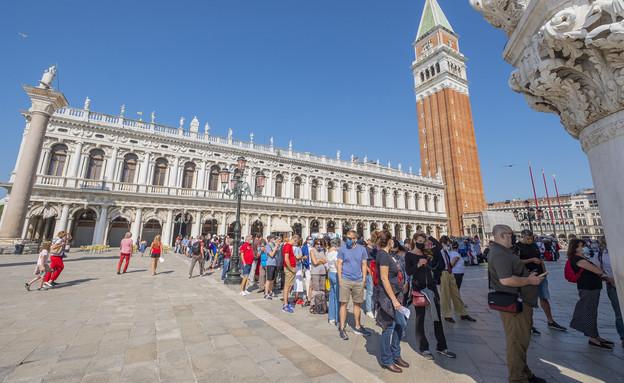 נפתחה לתיירים (צילום: Stefano Mazzola, getty images)