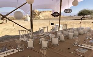 המסעדה של נדב ודניאל (צילום: אורן חנן)