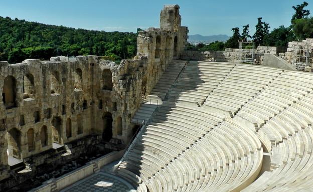 תיאטרון דְּיוֹנִיסוס (צילום: Promoklipy.sk)