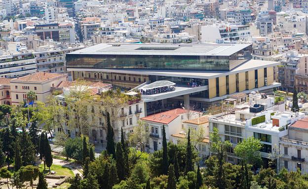 מוזיאון האקרופוליס החדש (צילום: Ververidis Vasilis)