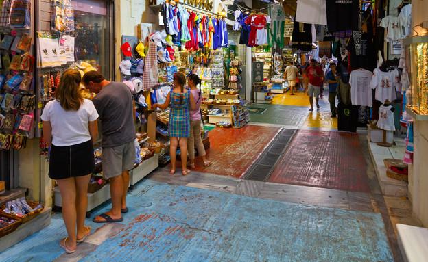 שוק הפשפשים (צילום: Milan Gonda)
