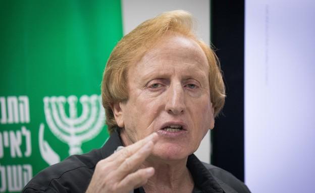 אליעד שרגא, התנועה לאיכות השלטון (צילום: יונתן זינדל פלאש 90)