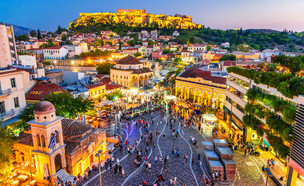 אתונה (צילום: cge2010 | shutterstock)