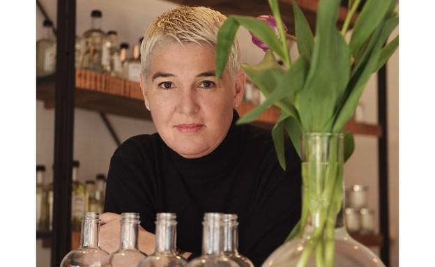 צרכנות יוני, שרי שמי קרן, המייסדת והבעלים של חברת פושיה (צילום: ערן לוי)