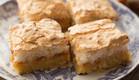 ריבועי בצק פריך עם ריבה ומרנג  (צילום: קרן אגם, אוכל טוב)