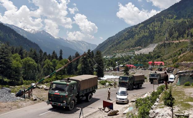 מתיחות בגבול הודו - סין