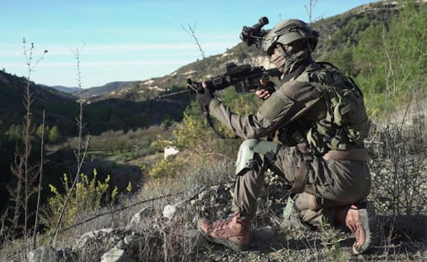 """תרגיל של יחידות מגלן בקפריסין (צילום: דובר צה""""ל, חדשות)"""