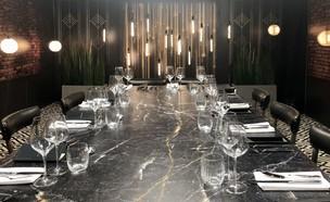 המסעדה של אופיר וספיר (צילום: אורן חנן)