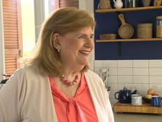 בגיל 83: רות סירקיס בפרסומת חדשה (צילום: ערב טוב עם גיא פינס, קשת 12)