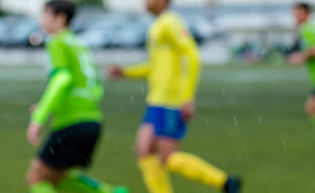 כדורגל אילוסטרציה (צילום: shutterstock   Fsolipa)