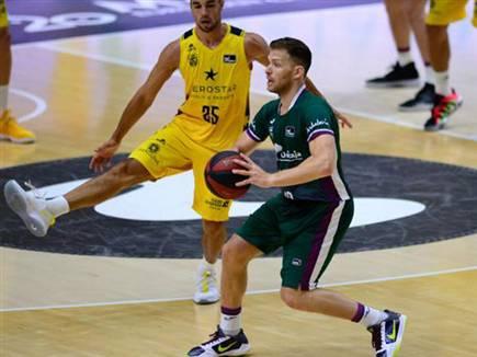 ספרד מאוהבת. מקל (אתר ACB) (צילום: ספורט 5)
