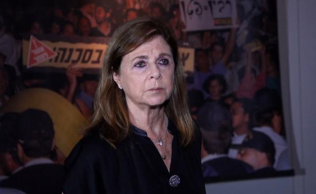 דליה רבין  (צילום: החדשות 12)