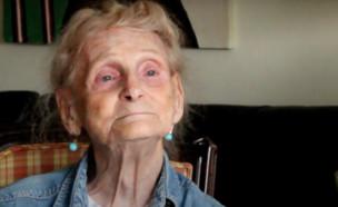 הטרנסג'נדרית בת ה-99 (צילום: יוטיוב )