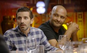 """דורון ושמעון מספרים על האתגרים בצבא EXT (צילום: מתוך """"MKR המטבח המנצח"""", קשת 12)"""