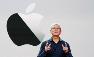 טים קוק בשידור חי בכנס המפתחים של אפל 2020 (צילום: Brooks Kraft/Apple Inc, רויטרס)