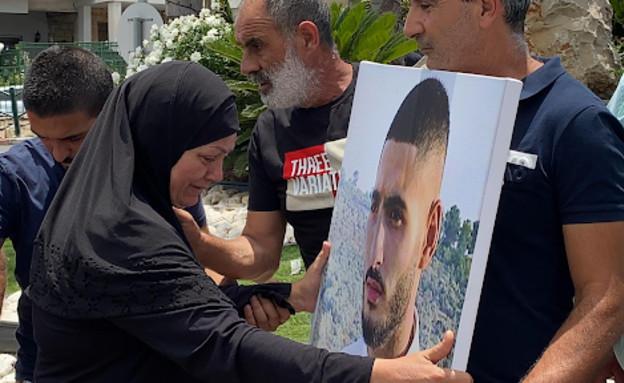 אמו של אדהם נאטור שנרצח ביריות