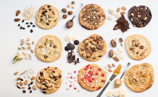 עוגיות הבית ושלל תוספות אפשריות. סיר פלא (צילום: נמרוד סונדרס, סיר פלא)