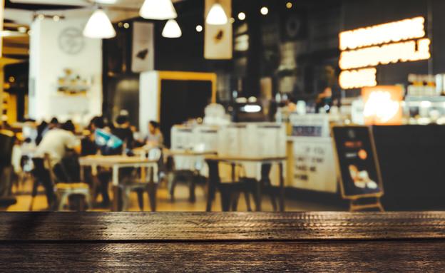 מסעדה אילוסטרציה (צילום: 123rf)