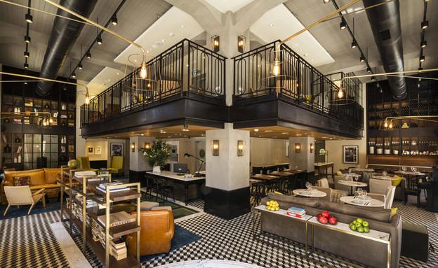 מלון בוטיק (צילום: נתן דביר)
