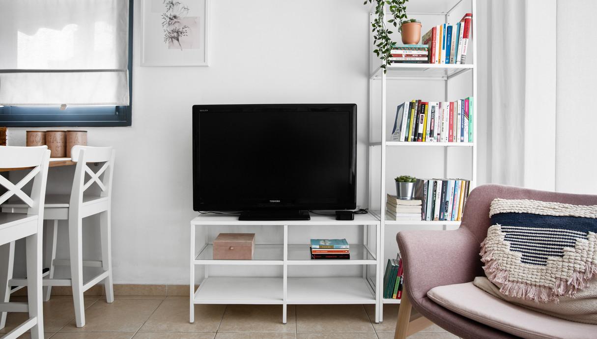 דירה בתל אביב, עיצוב נעמה אתדגי