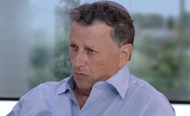 """ישראל אריאל מגיב לראשונה לתחקיר """"המתחזים"""" (צילום: מתוך """"חדשות הבוקר"""" , קשת 12)"""
