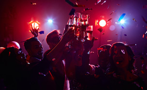 מסיבה, אילוסטרציה (צילום: 123RF)