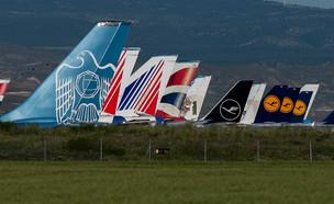 שדה תעופה עמוס (צילום: David Ramos, getty images)