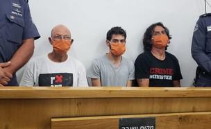 אמיר השכל  (צילום: החדשות 12)