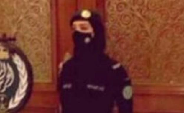 התמונה שהופצה (צילום: sattam_al_saud, טוויטר)