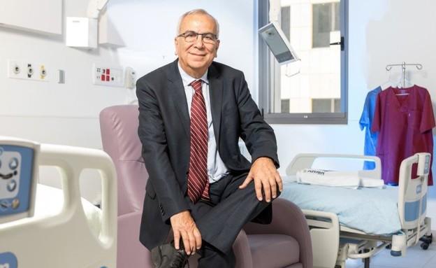 פרופסור שוקי שמר (צילום: אמיר טואג)