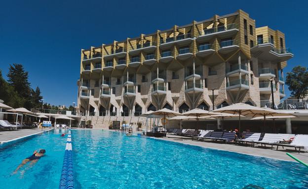 מלון ענבל  (צילום: אילן מור)