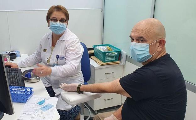 בדיקות דם במכבי