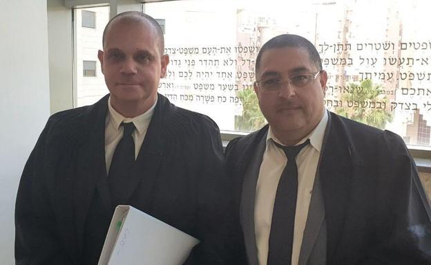עורכי הדין עדי כרמלי וינון היימן